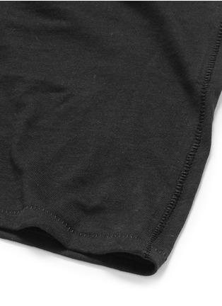 细节 - 点击放大 - RAG & BONE/JEAN - 单色纯棉背心