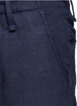 细节 - 点击放大 - DENHAM - MUNICH工装感拼接长裤