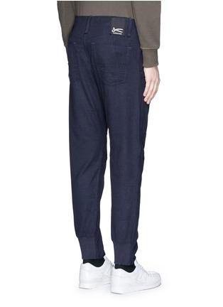 背面 - 点击放大 - DENHAM - MUNICH工装感拼接长裤
