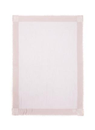 首图 - 点击放大 - FALIERO SARTI - 单色混莫代尔围巾