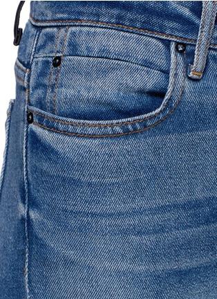 细节 - 点击放大 - T BY ALEXANDER WANG - WANG 001水洗修身牛仔裤