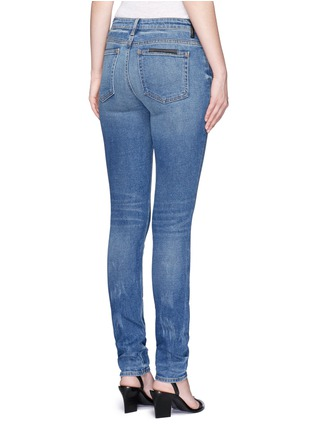 背面 - 点击放大 - T BY ALEXANDER WANG - WANG 001水洗修身牛仔裤