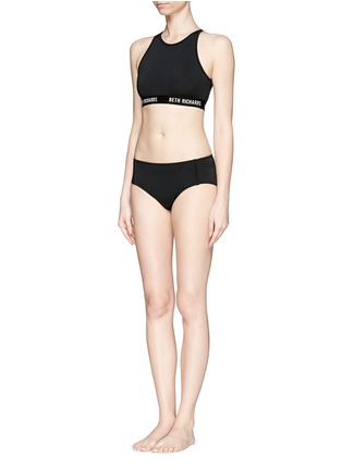 模特示范图 - 点击放大 - BETH RICHARDS - FEL比基尼泳衣