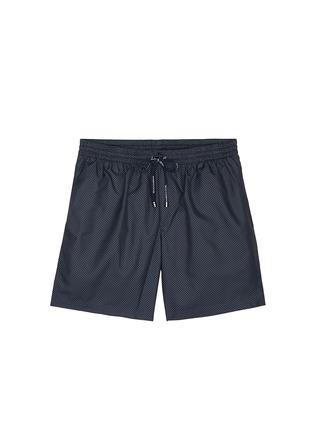 首图 - 点击放大 - DOLCE & GABBANA - 波点图案游泳短裤