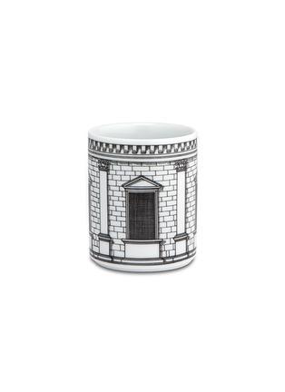 首图 –点击放大 - FORNASETTI - Architettura建筑物图案笔筒