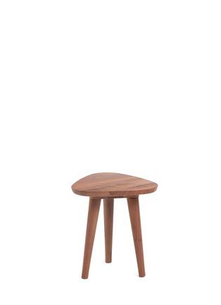 首图 –点击放大 - GERVASONI - Brick 241胡桃木三角形边桌
