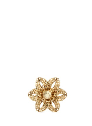 首图 - 点击放大 - MIRIAM HASKELL - 层叠掐丝花卉戒指