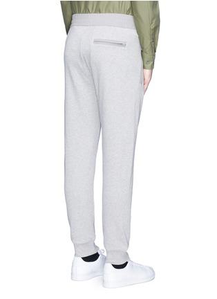 背面 - 点击放大 - ACNE STUDIOS - JOHNA拼接纯棉休闲裤