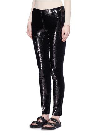 正面 - 点击放大 - ISABEL MARANT  - 亮片装饰修身长裤