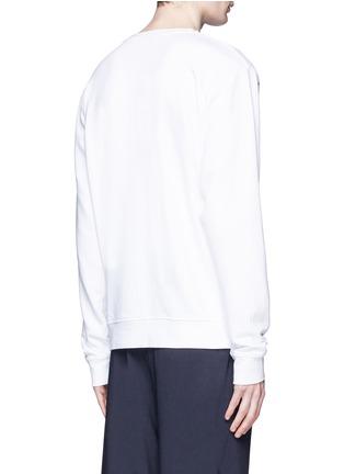 背面 - 点击放大 - MARCELO BURLON - AURORA数码印花纯棉T恤