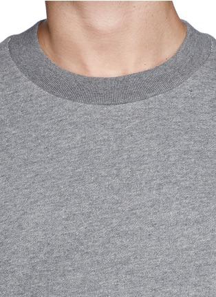 细节 - 点击放大 - 3.1 PHILLIP LIM - 纯棉拼贴套头上衣