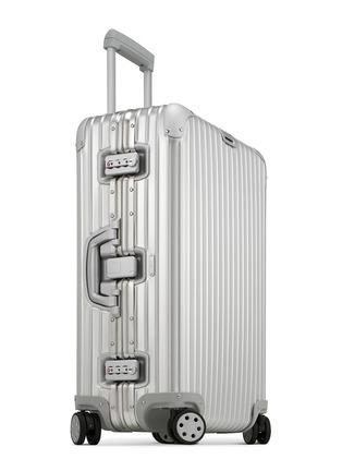 - RIMOWA - Topas Multiwheel®铝制行李箱(64升 / 26.8寸)