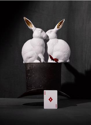 - L'OBJET - Lapin兔子雕塑-中