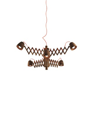 首图 –点击放大 - CHANNELS - Finneston胡桃木吊灯