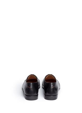 背面 - 点击放大 - PAUL SMITH - Robin真皮系带德比鞋