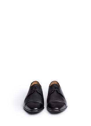 正面 -点击放大 - PAUL SMITH - Robin真皮系带德比鞋