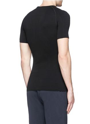 背面 - 点击放大 - FALKE - 弹性运动T恤