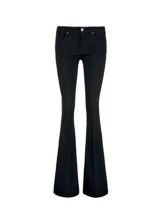 首图 - 点击放大 - VICTORIA, VICTORIA BECKHAM - 单色喇叭牛仔裤