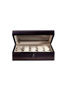 AGRESTI 黑檀木手表盒