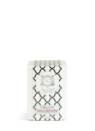 模特示范图 - 点击放大 - AQUIESSE - 白醋栗及玫瑰精华香氛蜡烛