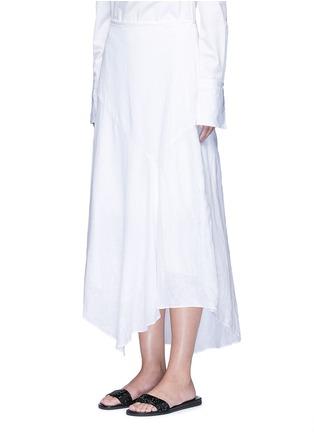 正面 - 点击放大 - THEORY - Halvinnie亚麻半身长裙
