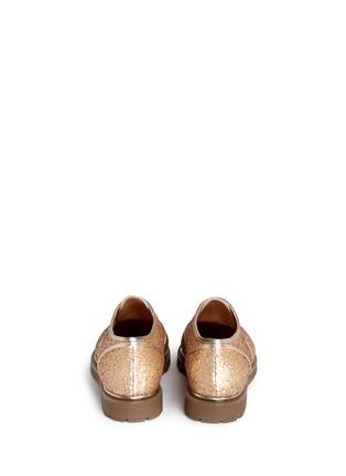 背面 - 点击放大 - CHARLOTTE OLYMPIA - STEFANIA闪粉系带牛津鞋