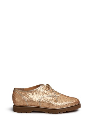 首图 - 点击放大 - CHARLOTTE OLYMPIA - STEFANIA闪粉系带牛津鞋