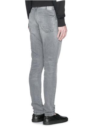 背面 - 点击放大 - DENHAM - SHANK锥形水洗牛仔裤