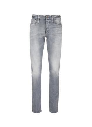 首图 - 点击放大 - DENHAM - SHANK锥形水洗牛仔裤
