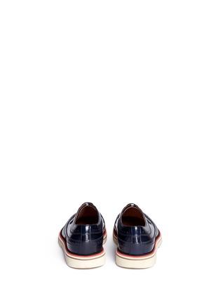 背面 - 点击放大 - PAUL SMITH - 雕花装饰德比鞋