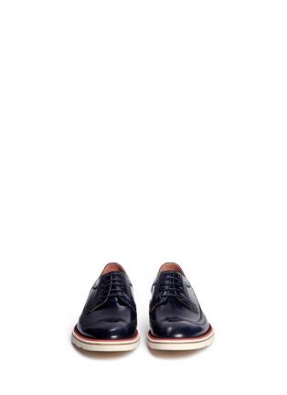 正面 - 点击放大 - PAUL SMITH - 雕花装饰德比鞋