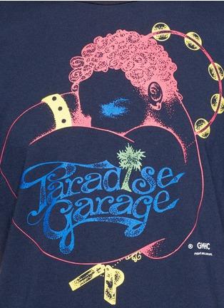 细节 - 点击放大 - SACAI - PARADISE GARAGE标志刺绣T恤