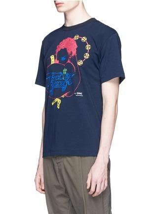 正面 -点击放大 - SACAI - PARADISE GARAGE标志刺绣T恤