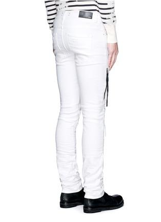 背面 - 点击放大 - AMIRI - 褶皱磨损设计牛仔裤