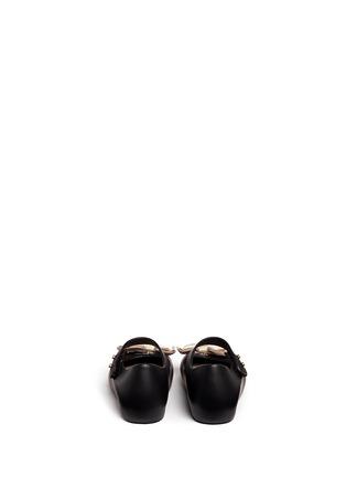 背面 - 点击放大 - MELISSA - 幼儿款蝴蝶结果冻鞋