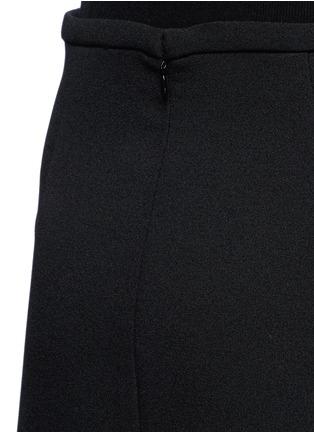 细节 - 点击放大 - ELLERY - BEEDEE单色绉绸半身裙