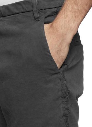 细节 - 点击放大 - 1.61 - 水洗纯棉长裤