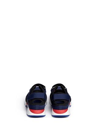 背面 - 点击放大 - MARNI - 太空棉网眼拼接球鞋