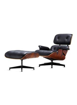 首图 –点击放大 - HERMAN MILLER - Eames躺椅及脚蹬套组