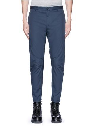 首图 - 点击放大 - LANVIN - 车缝线点缀纯棉长裤