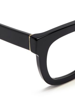 细节 - 点击放大 - SUPER - 复古方框眼镜
