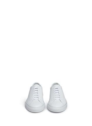 正面 -点击放大 - COMMON PROJECTS - Original Achilles真皮运动鞋