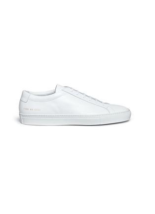 首图 - 点击放大 - COMMON PROJECTS - Original Achilles真皮运动鞋