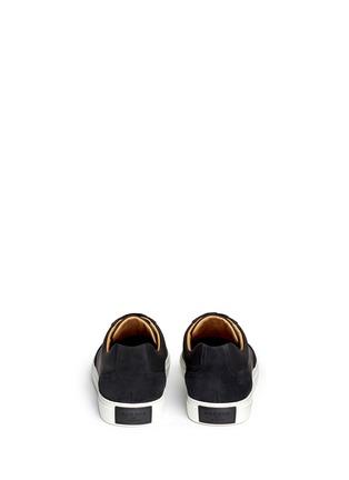 背面 - 点击放大 - HARRYS OF LONDON - MR JONES 2真皮系带运动鞋