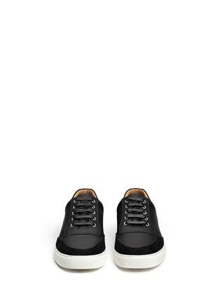 正面 -点击放大 - HARRYS OF LONDON - MR JONES 2真皮系带运动鞋