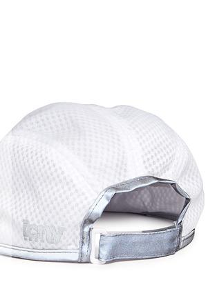 背面 - 点击放大 - ICNY - 反光镶边半透网眼棒球帽