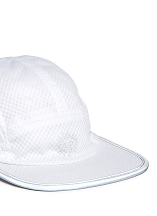 正面 - 点击放大 - ICNY - 反光镶边半透网眼棒球帽