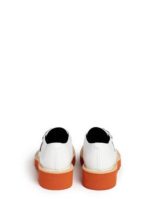 背面 - 点击放大 - STELLA MCCARTNEY - 铆钉搭带厚底鞋