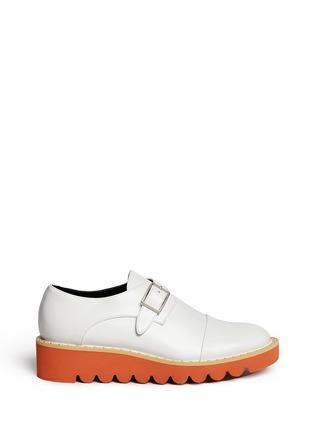 首图 - 点击放大 - STELLA MCCARTNEY - 铆钉搭带厚底鞋