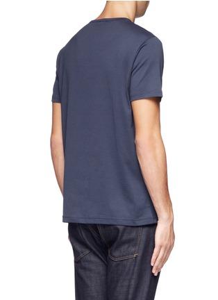 背面 - 点击放大 - SUNSPEL - 纯棉T恤